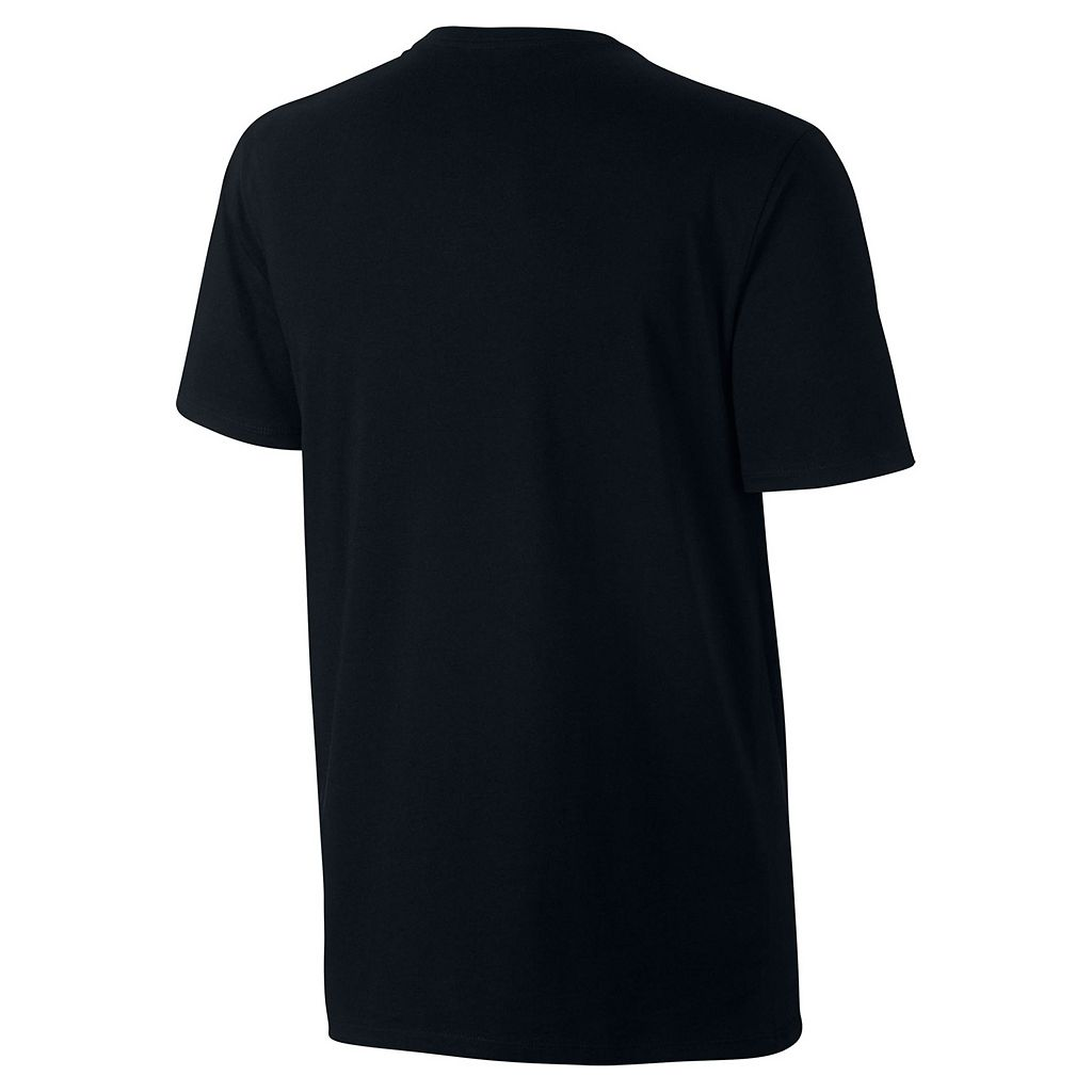 Men's Nike Embroidered Block Tee