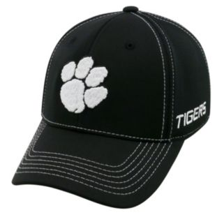 Adult Top of the World Clemson Tigers Dynamic Performance One-Fit Cap