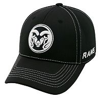 Adult Top of the World Colorado State Rams Dynamic Performance One-Fit Cap