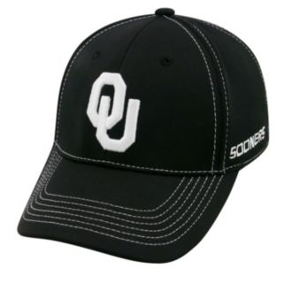 Adult Top of the World Oklahoma Sooners Dynamic Performance One-Fit Cap