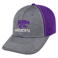 Adult Top of the World Kansas State Wildcats Upright Performance One-Fit Cap