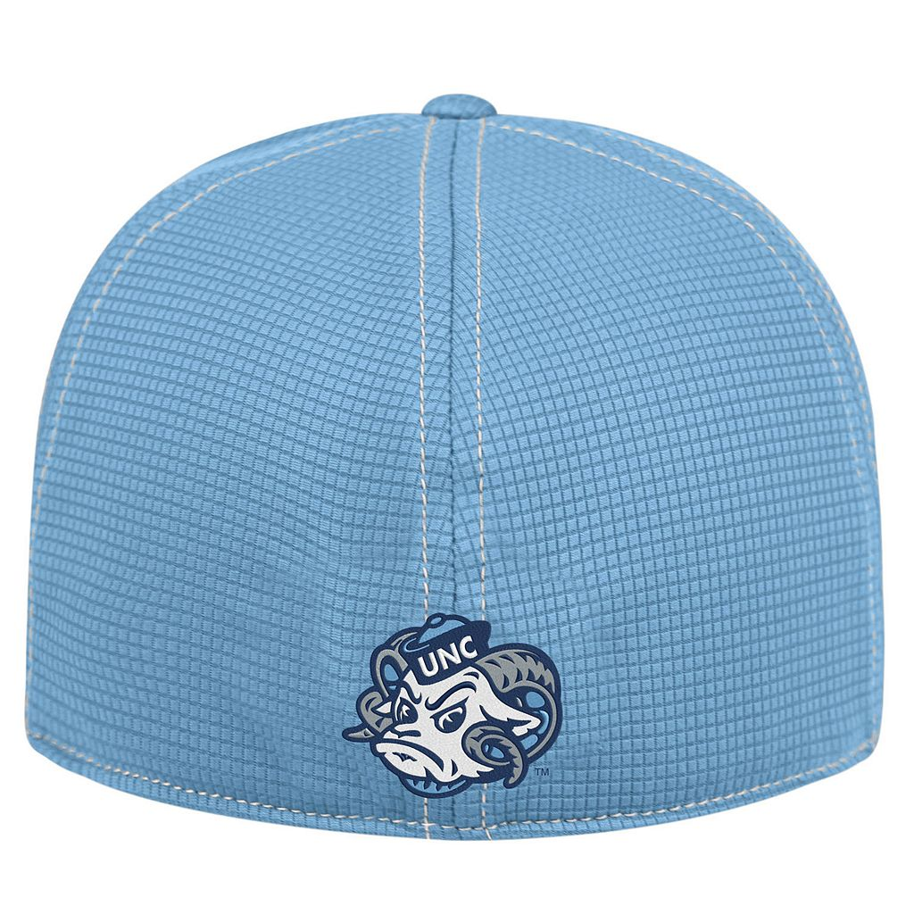 Adult Top of the World North Carolina Tar Heels Upright Performance One-Fit Cap