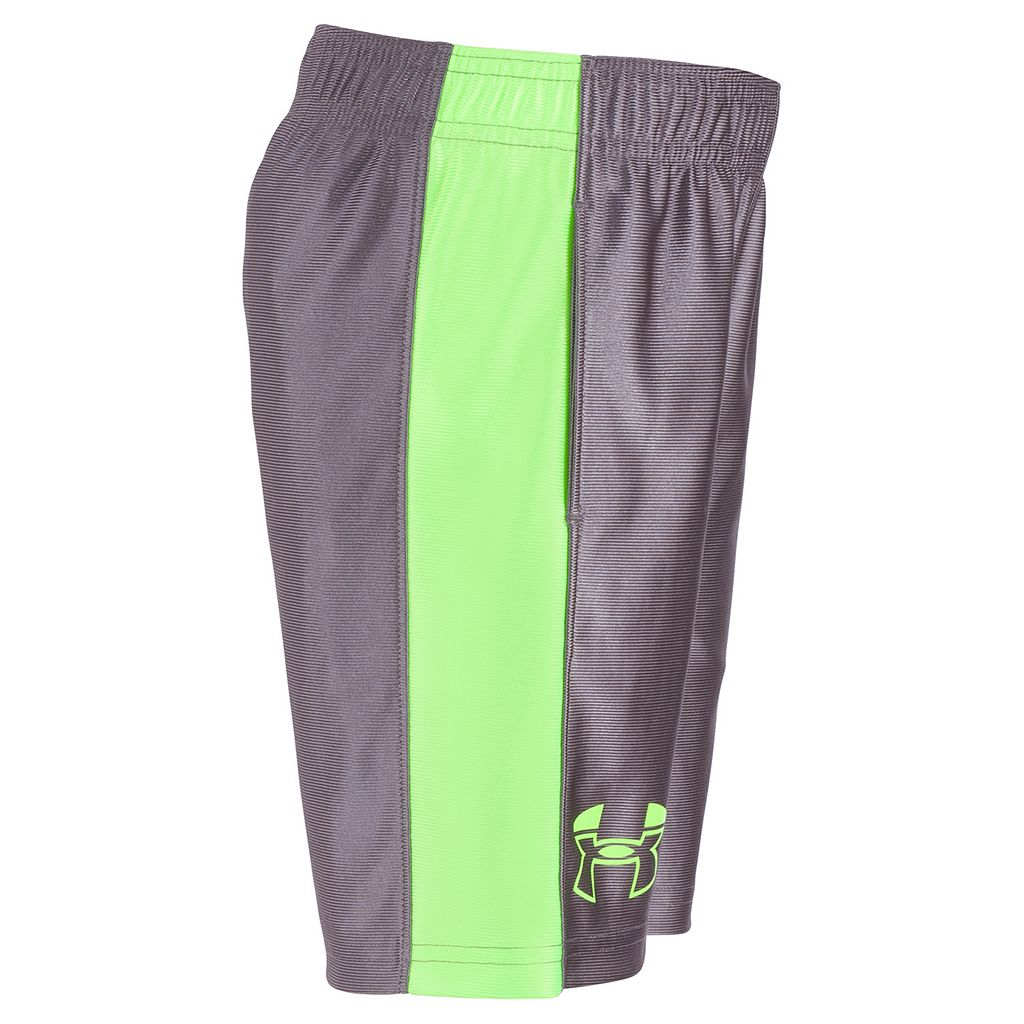 Boys 4-7 Under Armour Interval Athletic Shorts