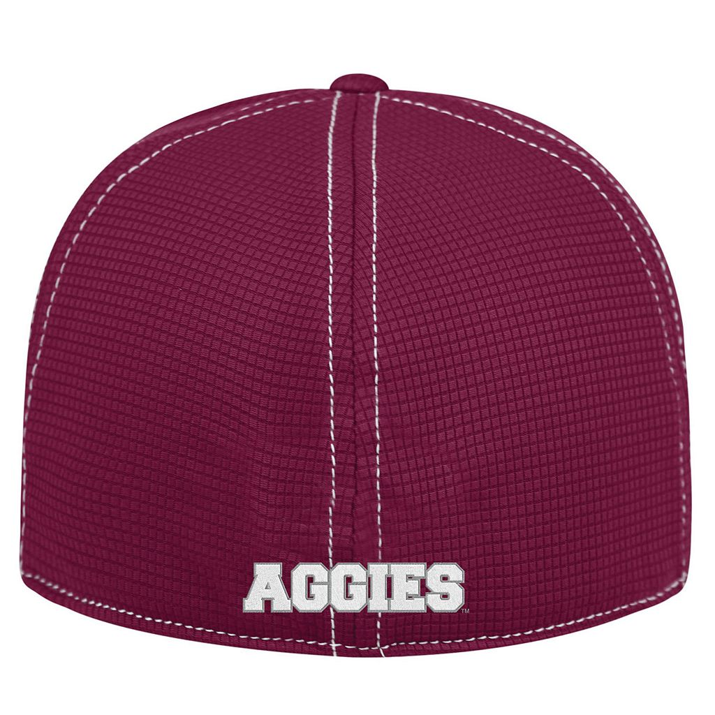 Adult Top of the World Texas A&M Aggies Upright Performance One-Fit Cap