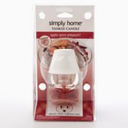 Yankee Candle simply home Spiced Apple Potpourri Electric Home Fragrancer