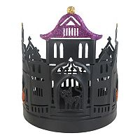 SONOMA Goods for Life™ Haunted House Halloween Candle Jar Holder