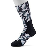 Men's Wilson Americana Tie-Dyed Performance Basketball Crew Socks