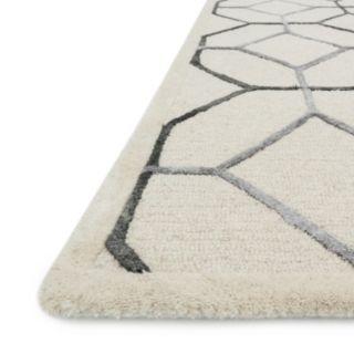 Loloi Panache Octagonal Trellis Wool Blend Rug