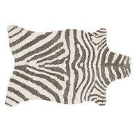 Loloi Zulu Zebra Shag Rug