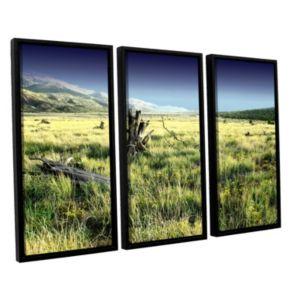 ArtWall Fall Creeps Framed Wall Art 3-piece Set