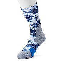 Men's Wilson Tie-Dyed Performance Basketball Crew Socks