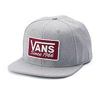 Men's Vans 66-K Cap