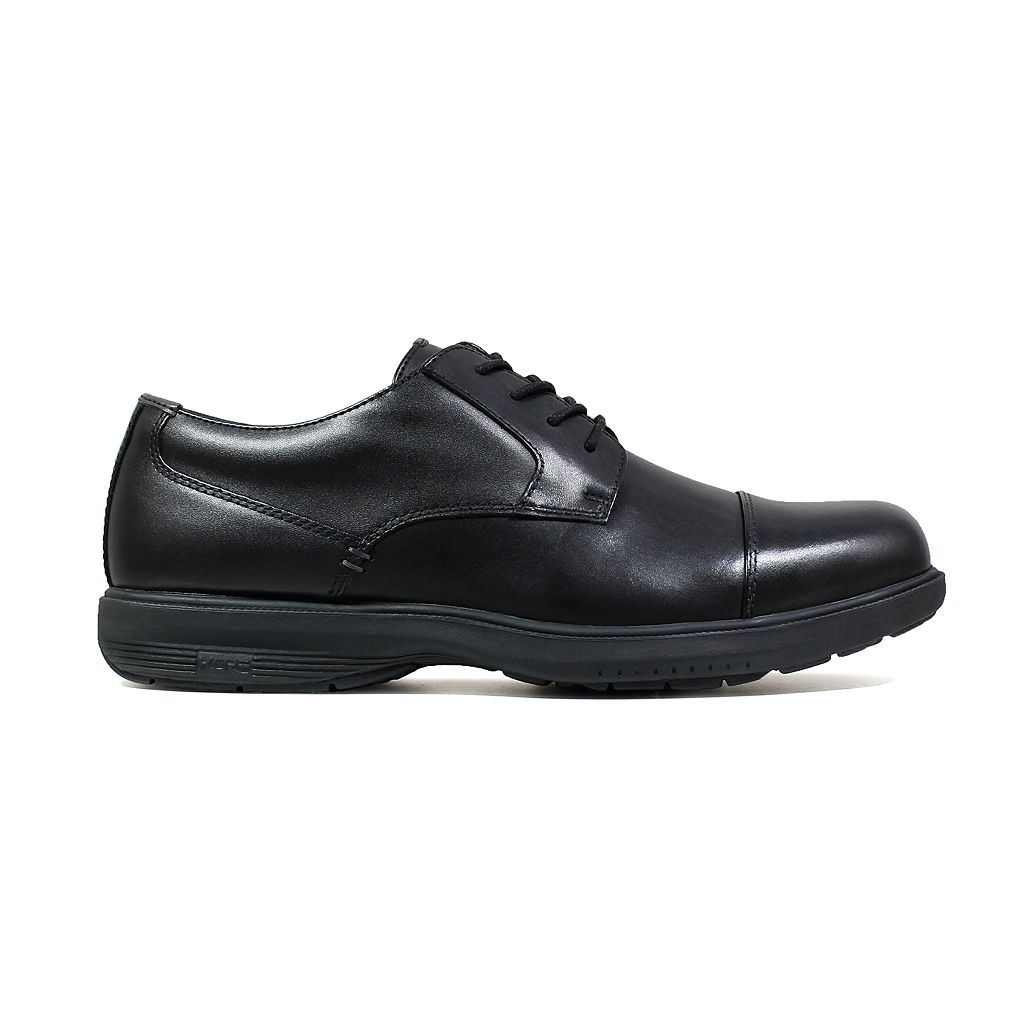 Nunn Bush Melvin St. Men's Cap Toe Oxford Dress Shoes
