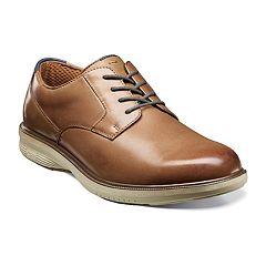 Nunn Bush Marvin Street Men's Plain Toe Oxford Dress Shoes