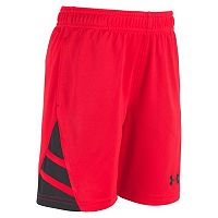 Boys 4-7 Under Armour Triple Double Athletic Shorts
