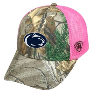 Adult Top of the World Penn State Nittany Lions Sneak Realtree Snapback Cap