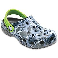 Crocs Classic Graphic Kids' Clogs