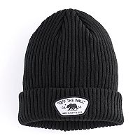 Men's Vans Bear Cuff Beanie