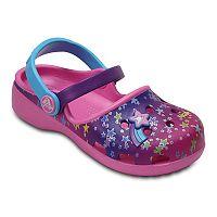 Crocs Karin Novelty Preschool Girls' Clogs