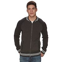 Men's Urban Pipeline® Bomber Jacket Sweater