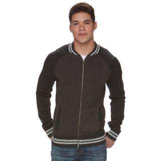 Men's Urban Pipeline® Bomber Jacket Sweater