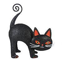 Celebrate Together Black Cat Photo Clip