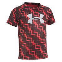 Boys 4-7 Under Armour Jump Box Logo Tee