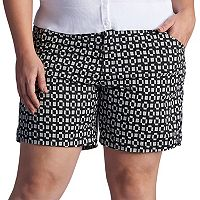 Plus Size Lee Chino Bermuda Shorts