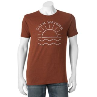 "Men's SONOMA Goods for Life™ ""Calm Waters"" Tee"