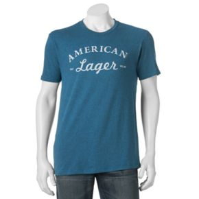 "Men's SONOMA Goods for Life™ ""American Lager"" Tee"