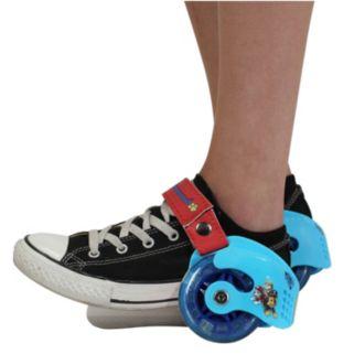 Paw Patrol Chase, Marshall & Rubble Heel Wheel Skates by Playwheels
