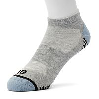 Men's Wilson Lightweight Cross-Training No-Show Socks