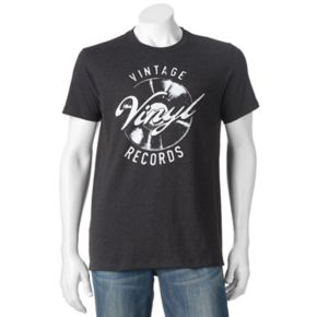 """Men's SONOMA Goods for Life? """"Vintage Records"""" Tee"""