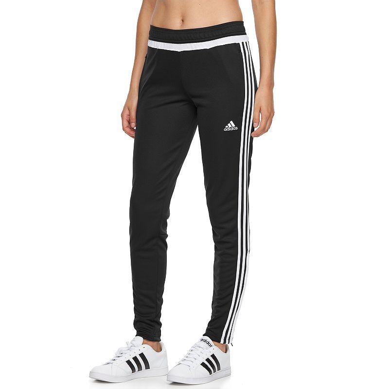 adidas Team Tiro 15 Training Pants - Womens - Black/White