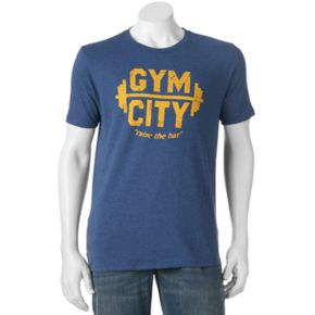 "Men's SONOMA Goods for Life™ ""Gym City"" Tee"