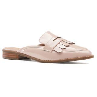 madden NYC Aggiee Women's Loafer Mules