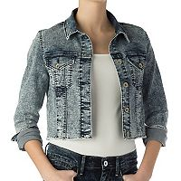 Juniors' DENIZEN from Levi's Trucker Denim Jacket