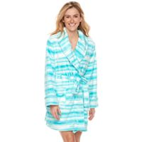 Women's SONOMA Goods for Life™ Plush Short Robe