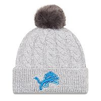 Women's New Era Detroit Lions Toasty Beanie