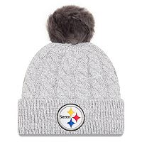 Women's New Era Pittsburgh Steelers Toasty Beanie