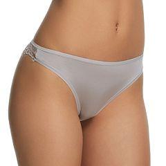Apt. 9® Lace Back Tanga Panty