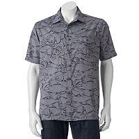 Men's Croft & Barrow® Classic-Fit Performance Outdoor Button-Down Shirt