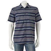 Men's Vans Straitline Button-Down Shirt