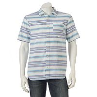 Men's Vans Straitline Button-Down Shirt