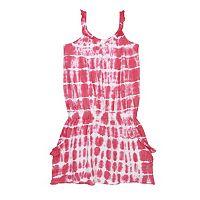 Baby Girl Burt's Bees Baby Organic Tie-Dye Dress