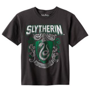 Boys 8-20 Harry Potter Slytherin Tee