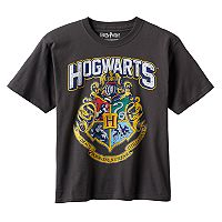 Boys 8-20 Harry Potter Hogwarts Tee