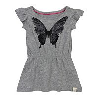 Toddler Girl Burt's Bees Baby Organic Butterfly Dress