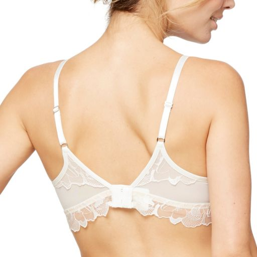 Montelle Intimates Bras: Eternally Yours Lace Bralette 9249