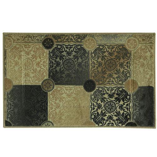 Bacova Elegant Dimensions Winslow Medallion Rug - 2'4'' x 3'10''